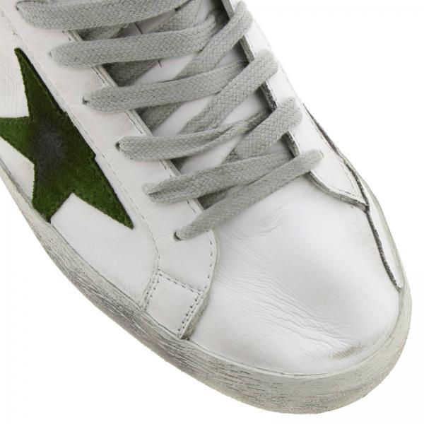 In Liscia Sneakers Vera Superstar Stella Camoscio Con Pelle k0P8Onw