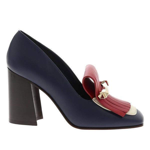 Zapatos Blue De Mujer Valentino Tacón Garavani verano Vbkgiglio 2019 Rw2s0k85 Primavera HqxUwHgAr