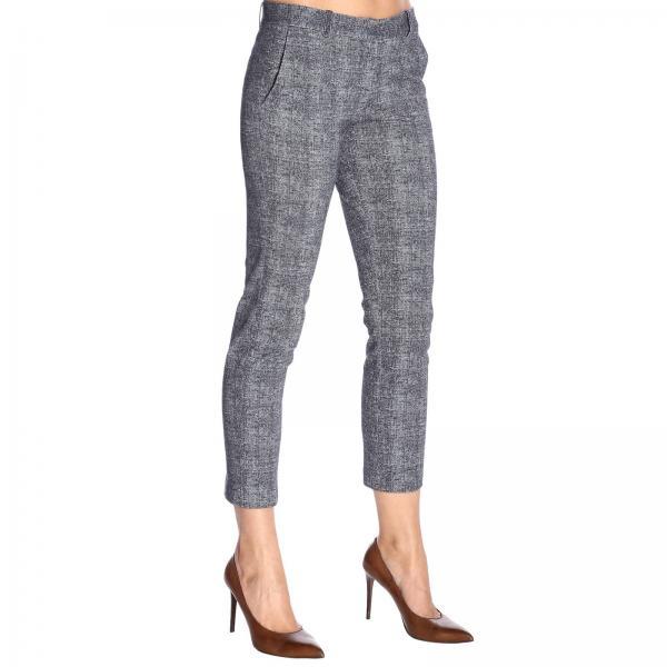 2019 Pantalón Fd1312giglio Primavera verano Mujer Blue Circolo 1901 4q4fw80