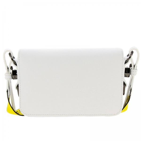 dc6a4460ac77 Off White Women s White Crossbody Bags