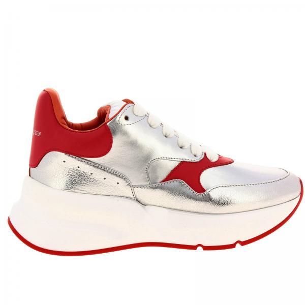 Sneakers Scarpe Donna Alexander Mcqueen