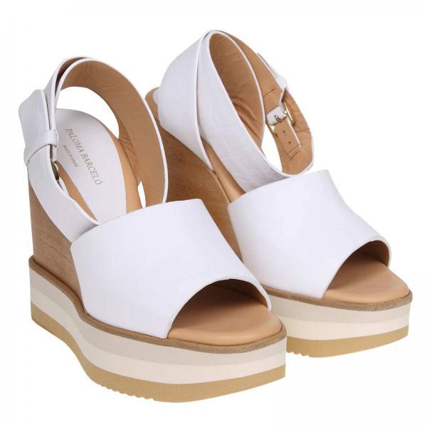 De Cuña Barcelò 2019 Paloma Primavera Ayakagiglio Mujer verano Zapatos dqwAx5Sd