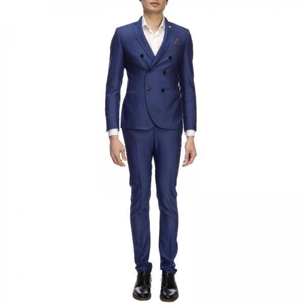 half off 9ac15 06619 Men's Suit Manuel Ritz