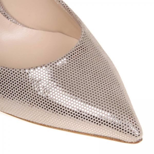 1f161d100mmspa970giglio 2019 De Primavera verano Casadei Platinum Zapatos Mujer Salón XRnxwBnqH