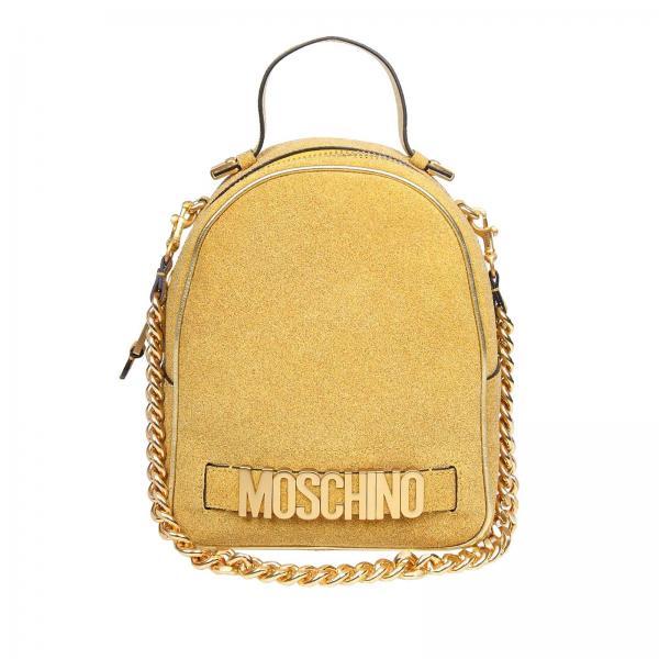 Couture 8008giglio Mujer Primavera 2019 verano 7626 Moschino Mochila qA8xwgEg