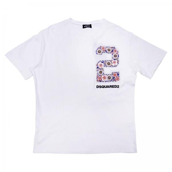 Camiseta Dsquared2 Junior DQ03CJ D00RI