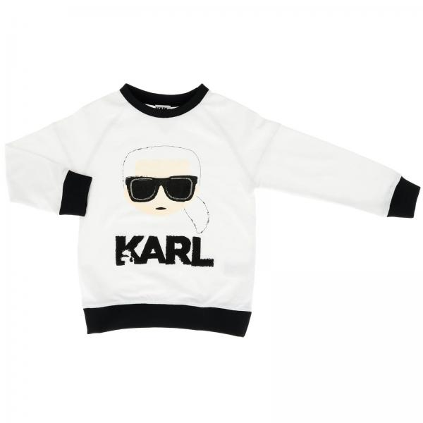 Sweater Karl Lagerfeld Kids Z25189