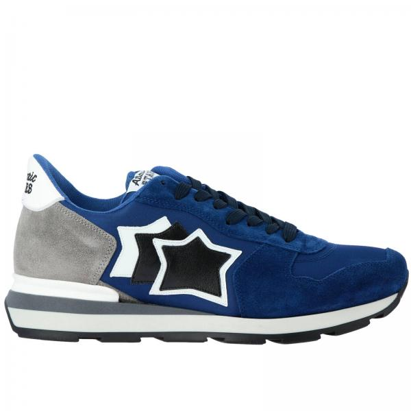 7592997830c80f Atlantic Stars Men s Blue Sneakers