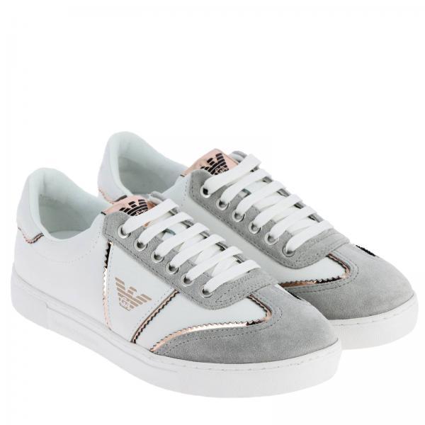 Primavera Emporio Giorgio Armani verano Mujer Zapatillas Xl842giglio 2019 X3x083 wfAqxZzY7v