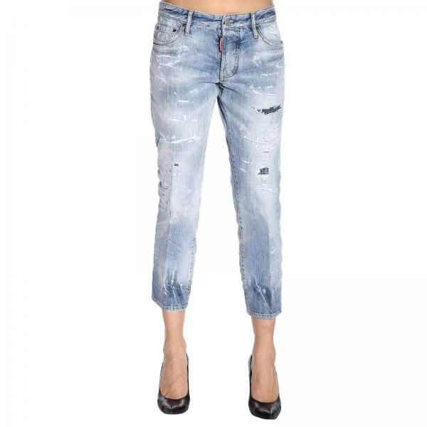 Pantalon Dsquared2 S72LB0177S30309