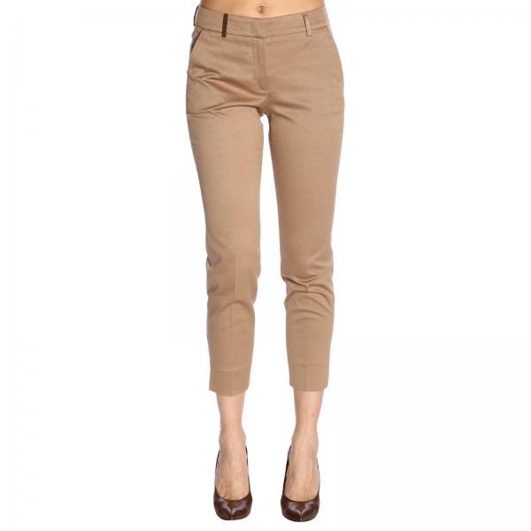Trousers Peserico P04718 6494
