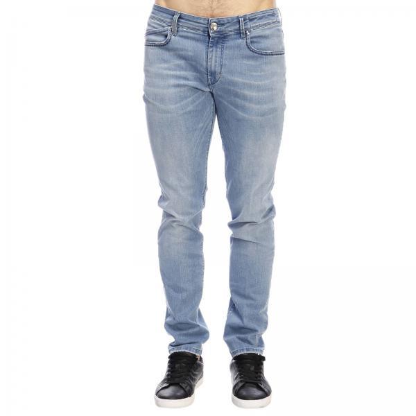 hash P015 2019 verano Re Blue Primavera 2777giglio Hombre Jeans pwUEPp