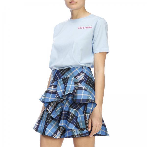 Primavera Antwerp verano Mujer Camiseta Siberiangiglio Essentiel 2019 Blanco 4qCw4ZXx