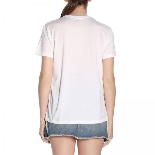 Mujer Primavera Camiseta 2019 Polo Blanco verano Lauren 211744521giglio Ralph SRF4xdq