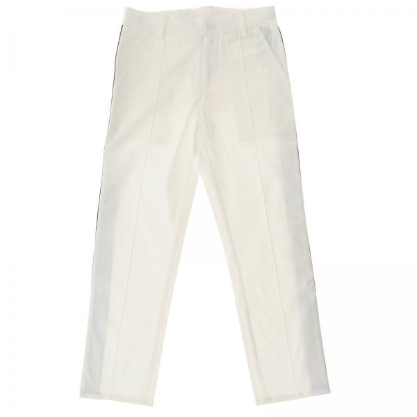 Pantalone Gcds con maxi bande a righe