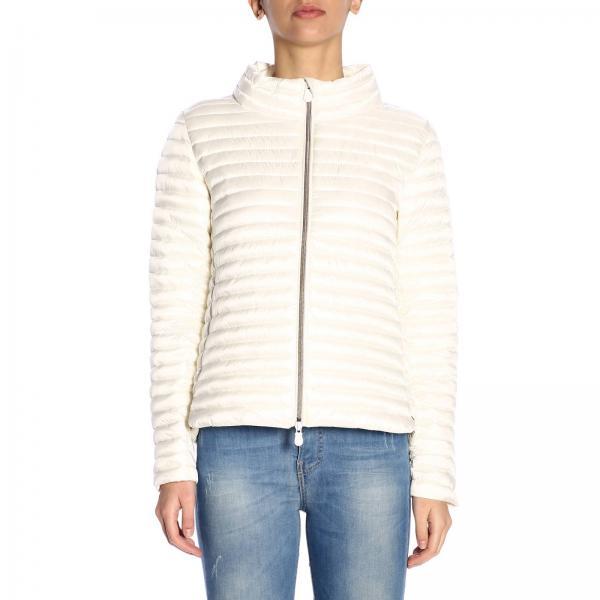 online retailer 4fe09 f4686 jacket women save the duck