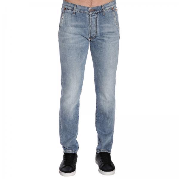 verano Rogers Piedra Primavera Jeans Rru005d0111188giglio 2019 Roy Hombre wYxqEtE6Z