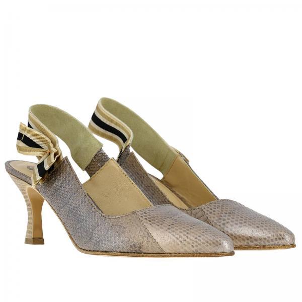 verano Maliparmi Dove Salón Sd0053 Primavera 01320giglio Grey Zapatos 2019 Mujer De IwzCzqt