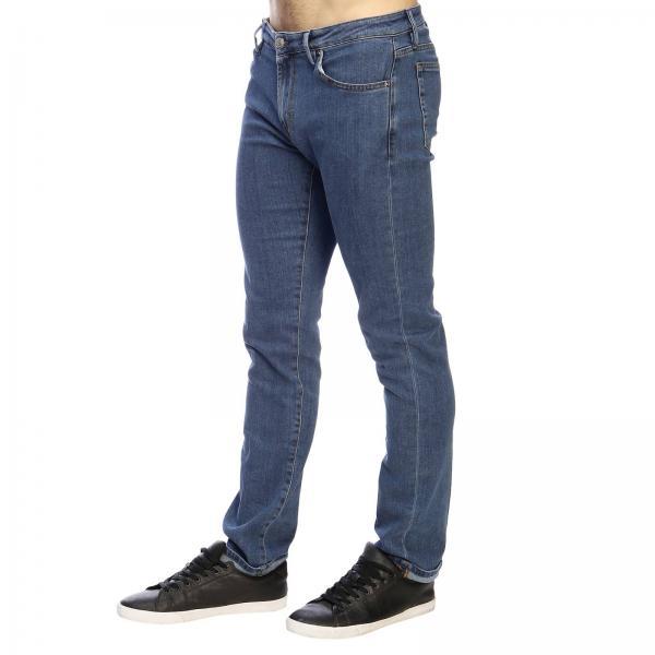 Tasche Pt Vita Con Bull Super Bassa Jeans Stretch A rdCoeWxB