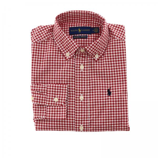 Camicia Polo Ralph Lauren Toddler 322737239
