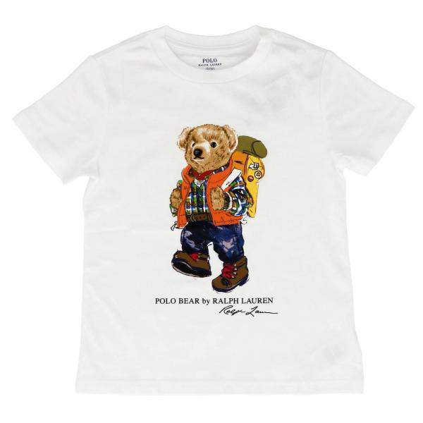 T-shirt Polo Ralph Lauren Toddler 322739049