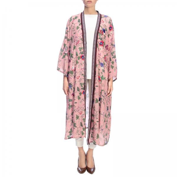 comprare a buon mercato negozio online disponibile Kimono lungo anjuna a fantasia floreale