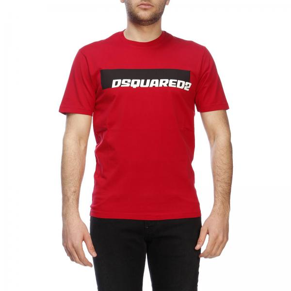 T-shirt Dsquared2 S71GD0762S22427
