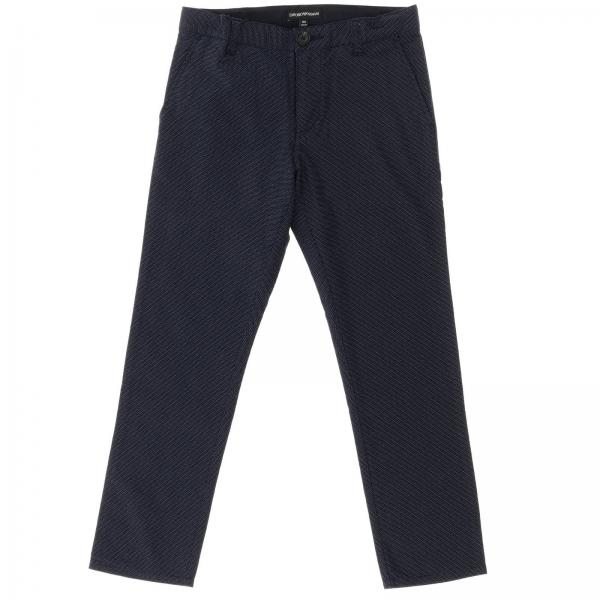 Trousers Emporio Armani 3G4P60 4NHSZ