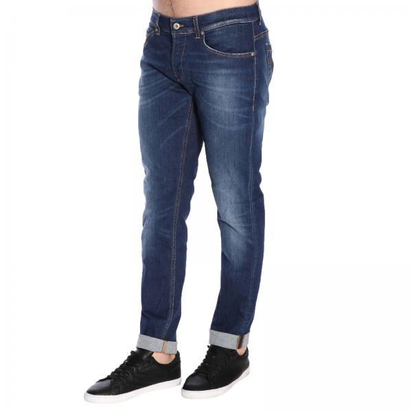 Piedra verano Jeans Hombre Ds0169giglio 2019 Primavera Up232 Dondup YqExv