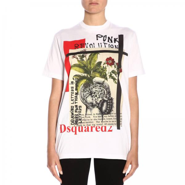 T-shirt Dsquared2 S72GD0143S22427