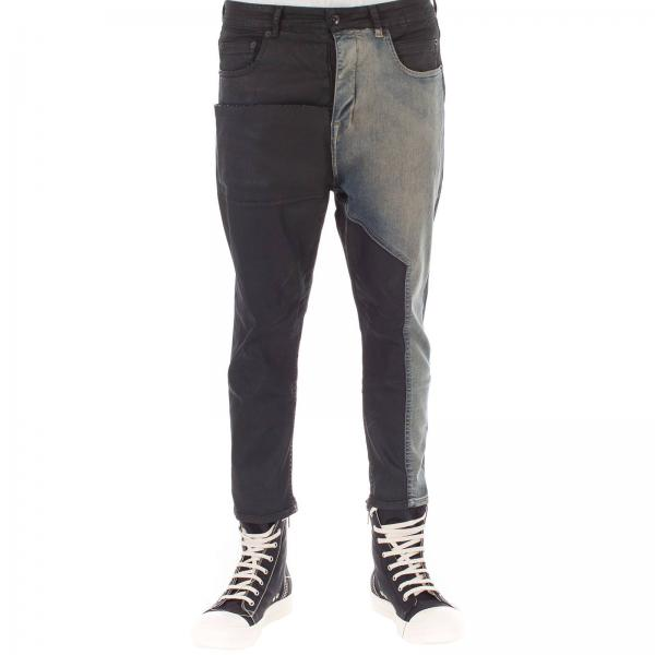 Drkshdw Jeans NeroDu19s4365 Scomw Drkshdw NeroDu19s4365 Uomo Scomw Jeans Jeans Uomo Uomo htQsrdC