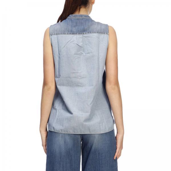 Camisa 2019 Piedra Kaos Lp6na017giglio Mujer verano Primavera aYqaSrgnw