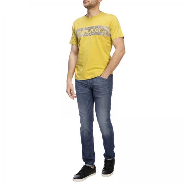 T Uomo T Uomo shirt WoolrichWotee1154 T Ut1486 Ut1486 shirt WoolrichWotee1154 vf6Ygyb7