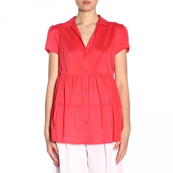 Mt2302giglio Twin verano Primavera Strawberry My 2019 Mujer Camisa Set wqaC6z