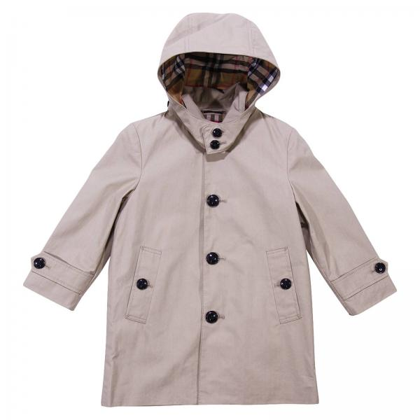 Coat Burberry Infant 8004728