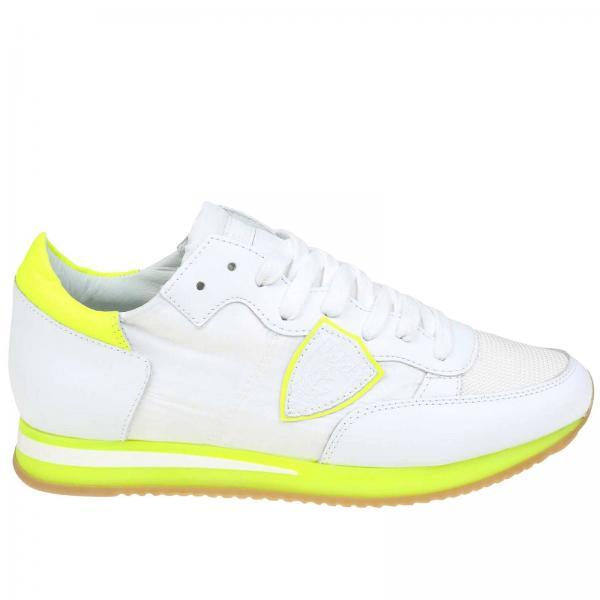 Zapatillas Blanco verano Philippe 2019 Model Primavera Trld Nv02giglio Mujer 7qar1w7