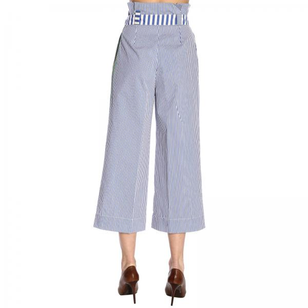 Pantalón 1 P520cigiglio Blue Manila Primavera Mujer 2019 verano Grace CqwOvZ