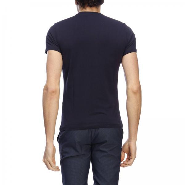 004547giglio Blauer Camiseta 2019 verano 19sbluh02151 Hombre Primavera wpttq4C
