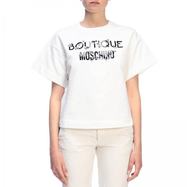 Sweat-shirt femme Boutique Moschino