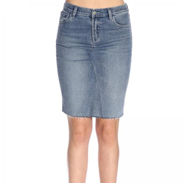 Skirt J Brand JB002283 SEAMED
