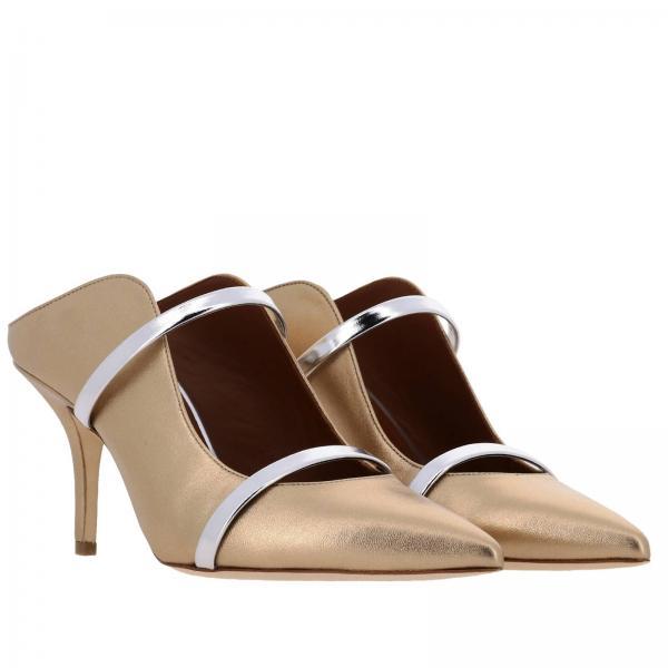 Tacón De Zapatos 2019 Maureen7029giglio Gold Primavera verano Souliers Mujer Malone O56x6Sqd