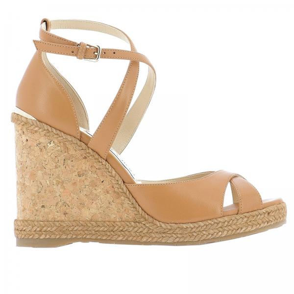 Chaussures compensées Jimmy Choo ALANAH 105 NBE