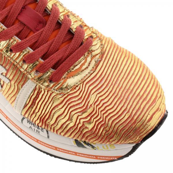 Zapatillas Premiata Primavera Bethgiglio Naranja Mujer 2019 verano qS6Bq1nv