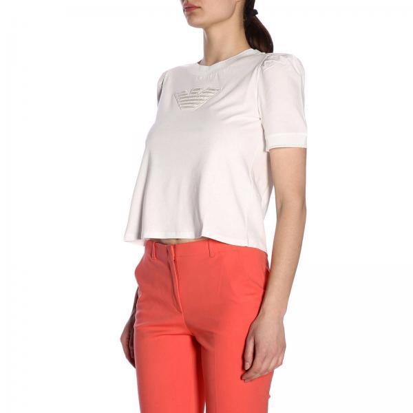 Armani Giorgio Camiseta Primavera 2019 3g2m68 Mujer verano Emporio 2j94zgiglio EBWwFqt
