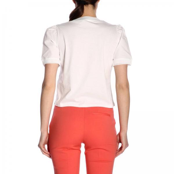 Mujer Camiseta Primavera 2j94zgiglio 3g2m68 2019 Giorgio Emporio verano Armani FqYanwqdrv