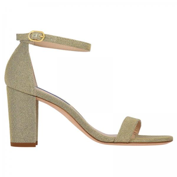 Heeled sandals Stuart Weitzman NEARLYNUDE 19