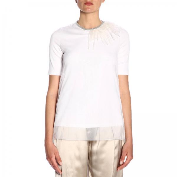 T Filippi T Donna Fabiana Fabiana Filippi shirt Donna shirt tsrhQdCx