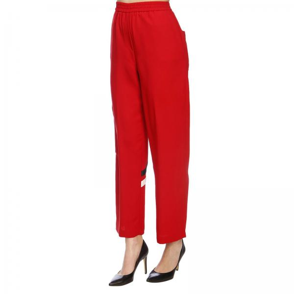 2019 Pantalón 8pm verano Mujer D8pm91p13giglio Rojo Primavera UwYBUqx