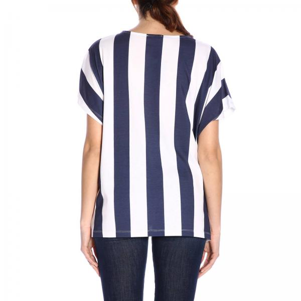 Npwb2386310 Primavera Striped Qomgiglio Camiseta Mujer Fay 2019 verano txP1zP