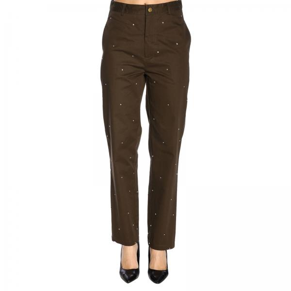 Trousers Essentiel Antwerp SORTY COTONE